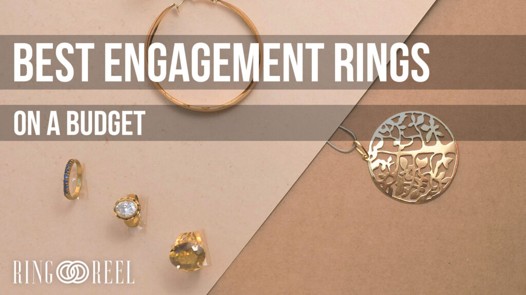 best engagement rings on a budget
