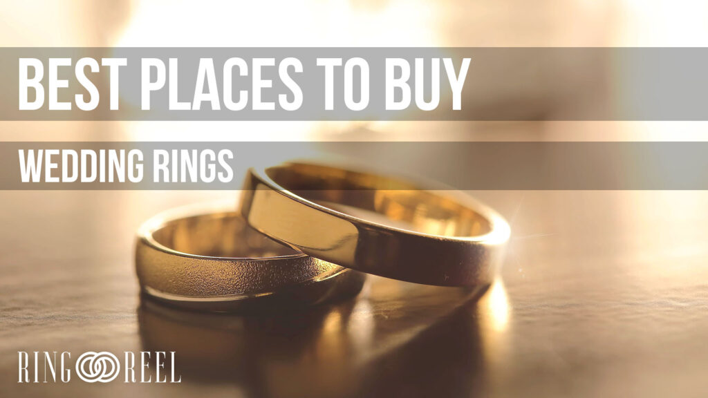 best places to buy wedding rings