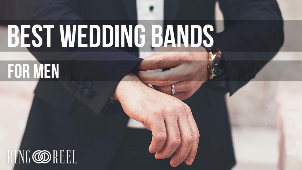 best wedding bands for men