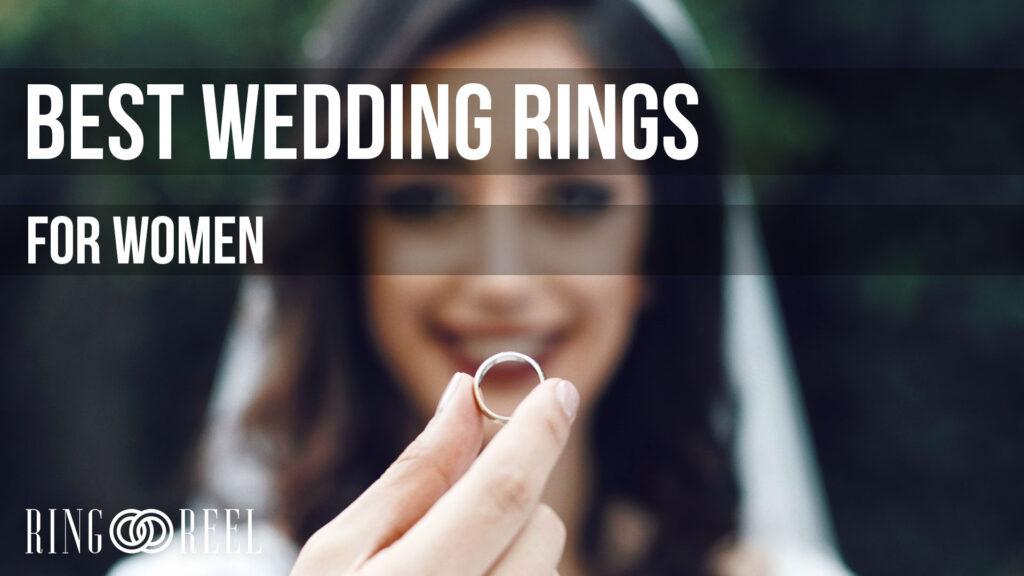 best wedding rings for women