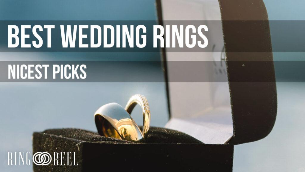 nicest wedding rings