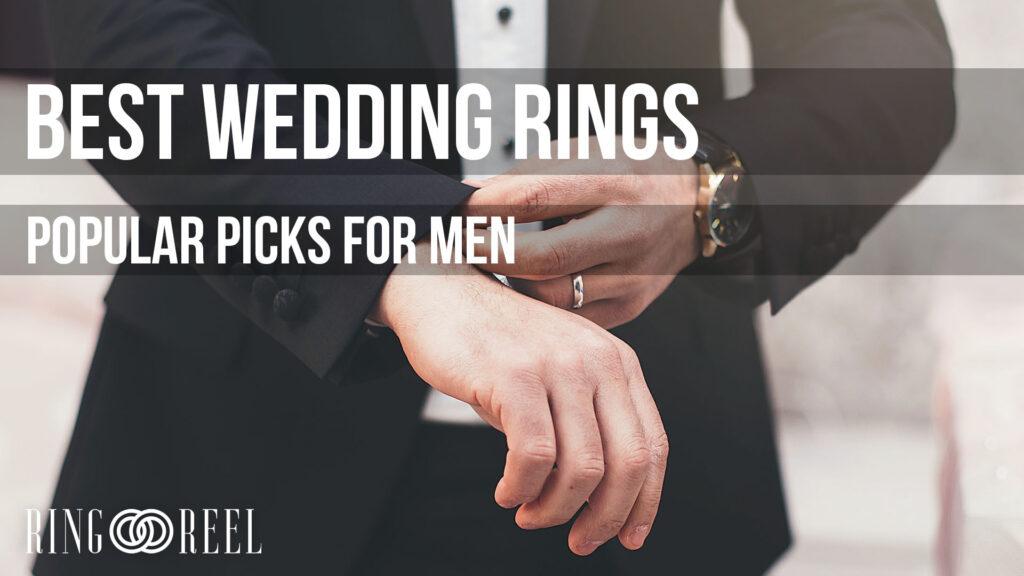 popular wedding rings for men